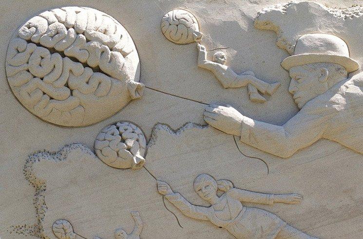 L'intuition fait un voyage spécifique dans notre cerveau, que les scientifiques s'occupent aujourd'hui de retracer.